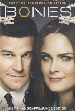 BONES - THE COMPLETE ELEVENTH SEASON poster