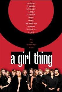 A GIRL THING PART 2 poster