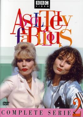 ABSOLUTELY FABULOUS SERIES 2 poster