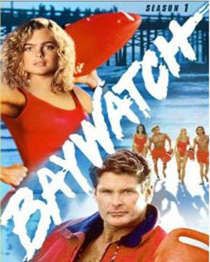 BAYWATCH SEASON ONE --- DVD (5 DISC) poster