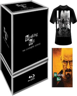 BREAKING BAD - Complete Season 1 to 6 - BD BOX SET poster