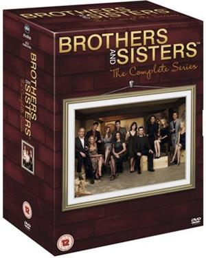 Brothers and Sisters - Complete Series 1- 5 poster