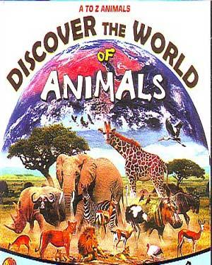Discover the World of Animals poster