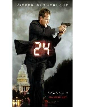 24 Season 7 + Wolverine Activity DVD Free DVD