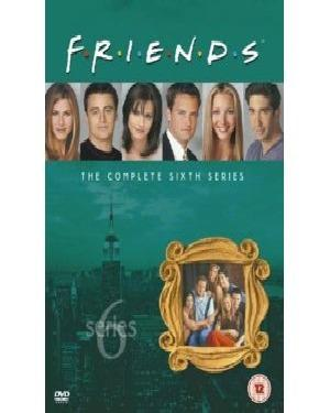 FRIENDS SEASON 6 BOX SET poster