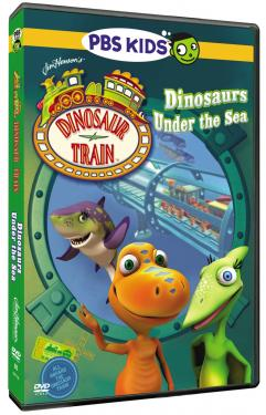 DINOSAUR TRAIN (VOL-3) - DINOSAURS IN THE SNOW poster