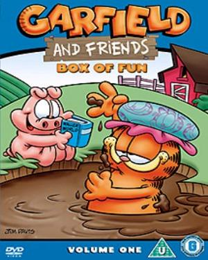 GARFIELD AND FRIENDS – VOL 1: EP 1, 2, 3, 4 poster