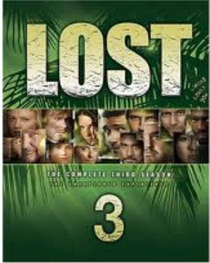 Lost Complete Season 3  poster