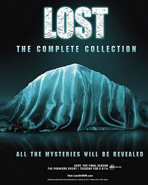 Lost Complete Collection poster