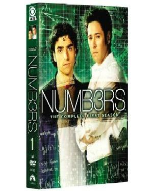 NUMB3RS THE COMPLETE THIRD SEASON poster