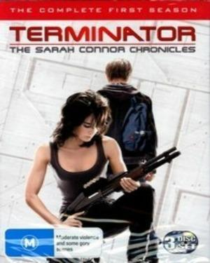 TERMINATOR: SARAH CONNOR CHRONICLES SEASON 1  tvserial
