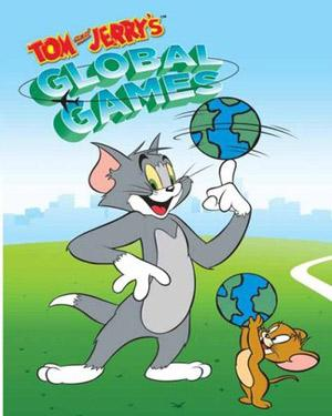 Tom & Jerry: Global Games poster