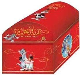 Tom & Jerry The Magic Box poster