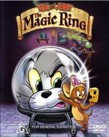 Tom & Jerry : The Magic Ring poster