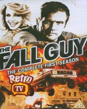 Fall Guy The - 01 DVD