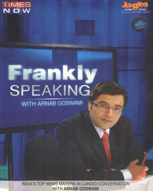 Frankly Speaking DVD
