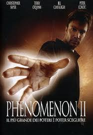 PHENOMENON II poster
