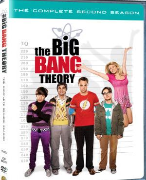 The Big Bang theory Season 2 DVD