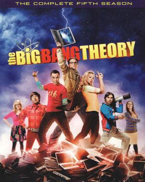The Big Bang Theory Season 5 BluRay