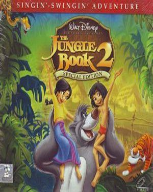 THE JUNGLE BOOK 2 Special Edition poster