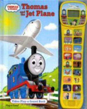 Thomas And The Jet Plane DVD