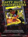 DAFFY DUCK's QUACKBUSTERS DVD