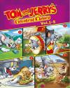 Tom And Jerrys : Greatest Chases  Vol. 1 - 5 DVD