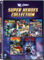 DC Comics Super Heroes Collection: 5-DVD pack DVD