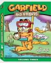 GARFIELD AND FRIENDS: VOL 3 : EP 9,10,11,12 VCD