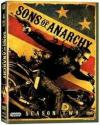 Sons of Anarchy Season 2  DVD