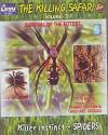 The Killing Safari (vol. 3)- Spiders VCD