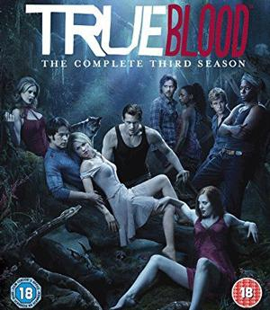 True Blood -The Complete Third Season poster