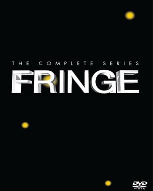 Fringe - The Complete Season 1-5 poster