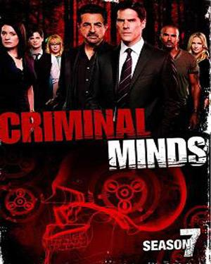 Criminal Minds - Season 7 poster