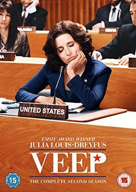 Veep - The Complete Second Season poster