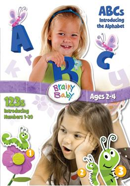 Brainy Baby - ABC & 123 poster