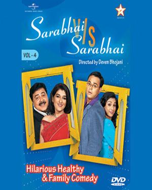SARABHAI VS SARABHAI VOL 4 DVD