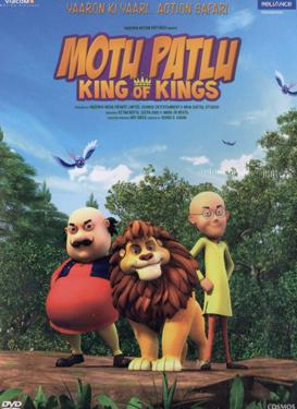 MOTU PATLU KING OF KINGS poster