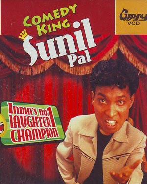 Comedy King Sunil Pal poster