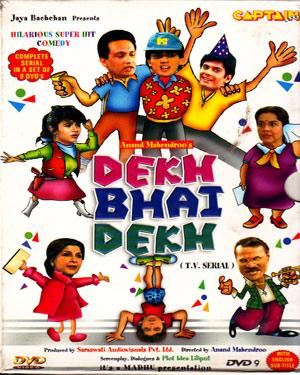 DEKH BHAI DEKH - T V Serial DVD