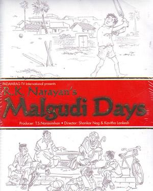MALGUDI DAYS - R.K. NARAYAN - ALL SEASONS COMPLETE SET poster