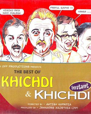 The Best Of Khichdi and Instant Khichdi DVD