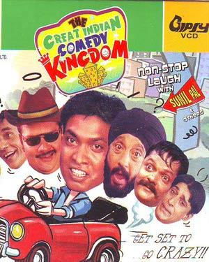 The Great Indian Comedy Kingdom poster