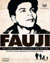 FAUJI THE COMPLETE TV SERIES SET (SHAHRUKH KHAN) VCD