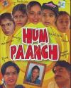 HUM PAANCH  -  TV SERIAL. (VOL 1 and 2) DVD