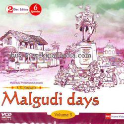 MALGUDI DAYS VOL - 5 (6 Episodes) poster